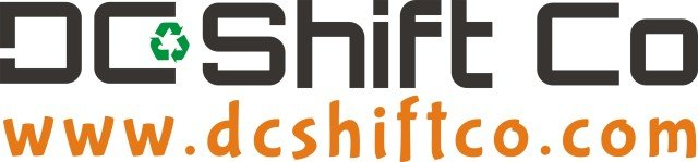 The DC Shift Co Logo